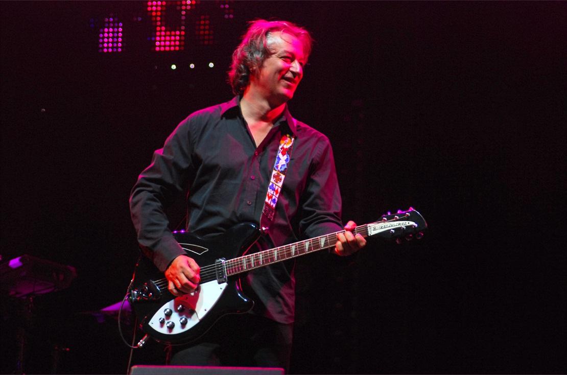 REM guitarist Peter Buck